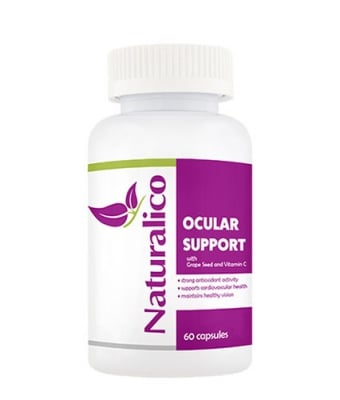 Naturalico Оcular support 60 capsules / Натуралико Окюлар съпорт 60 капсули