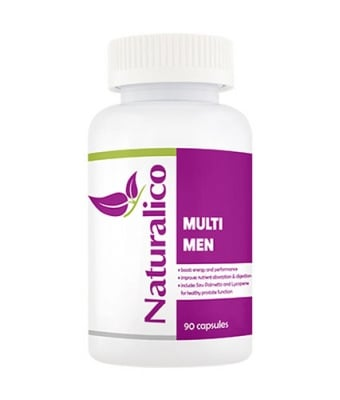 Naturalico Multi men 90 capsules / Натуралико Мулти мен 90 капсули