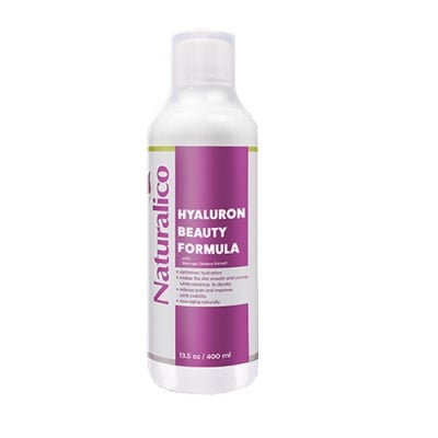 Naturalico hyaluron beauty formula 400 ml / Натуралико хиалурон бюти формула 400 мл