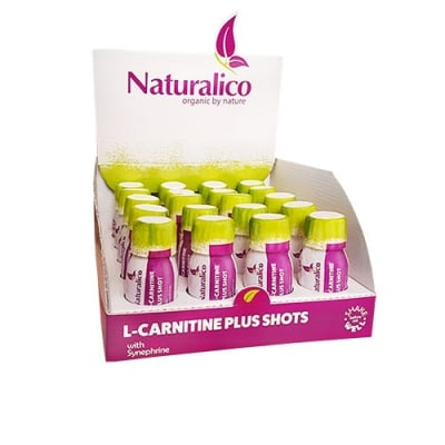 Naturalico L-carnitine plus 60 ml 20 vials / Натуралико L- карнитин 60 мл 20 флакона