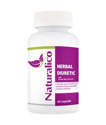 Naturalico Herbal diuretic 60 capsules / Натуралико Хербал диуретик 60 капсули