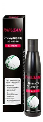 Parusan stimulator shampoo for men 200 ml / Парусан Стимулиращ шампоан за мъже 200 мл