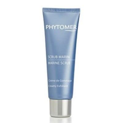 Phytomer Marine scrub creamy exfoliant 50 ml / Фитомер Морски скраб с черен пясък 50 мл