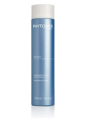 Phytomer Accept neutralizing cleanser for sensitive skin 250 ml / Фитомер Аксепт почистващ тоник за чувствителна кожа 250 мл