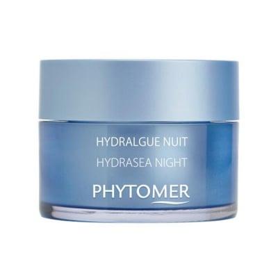 Phytomer Hudrasea night moisturizing cream for young skin 50 ml / Фитомер Хидраси нощен хидратиращ крем за млада кожа 50 мл