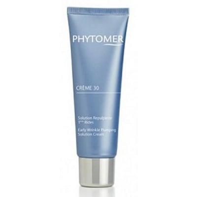 Phytomer Early wrinkle plumping solution cream 50 ml / Фитомер Попълващ крем за първи бръчки 50 мл