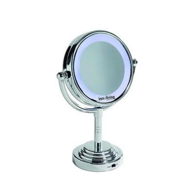 Innoliving cosmetic mirror metal 029 / Иноливинг козметично огледало метално 029