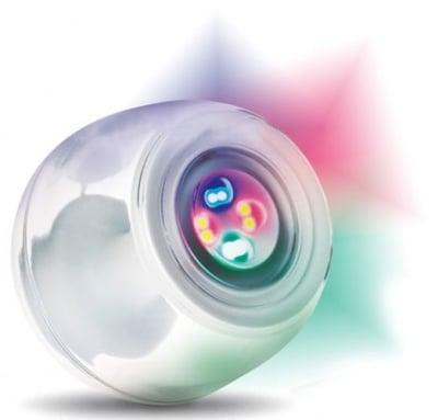 Innoliving multicoloured sound led lamp relax 070 / Иноливинг лампа за звуко- и цветотерапия релакс 070