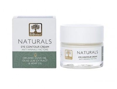 Bioselect naturals age embrace cream with hemp oil 50 ml / Биоселект натуралс дневен крем против бръчки с коноп 50 мл
