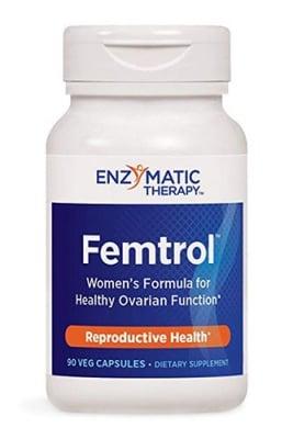 Femtrol 90 capsules Enzymatic therapy / Фемтрол 90 капсули Ензиматик терапи