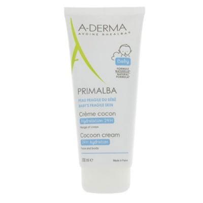 A-Derma Primalba creme douceur cocon 200 ml /  А-Дерма Прималба крем кокон за лице и тяло 200 мл