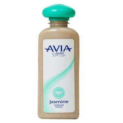 Avia Jasmine shampoo 180 ml / Авиа шампоан с хума Jasmine 180 мл