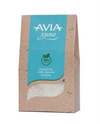 Avia grey-green clay dust 250 g / Авиа сиво- зелена хума на прах 250 гр.