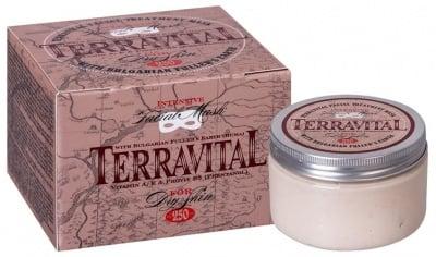 Terravital facial treatment mask for dry skin 250 ml / Теравитал маска за лице за суха кожа 250 мл
