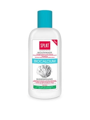 Mouthwash Splat biocalcium 275 ml / Вода за уста Сплат Биокалций 275 мл