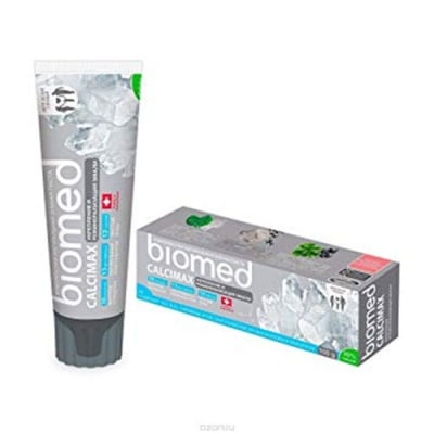 Biomed Calcimax toothpaste 100 g / Паста за зъби Биомед Калцимакс 100 гр.