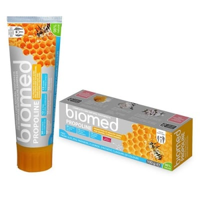 Biomed propoline toothpaste 100 g / Паста за зъби Биомед с прополис 100 гр.