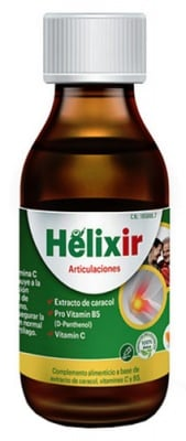 Helixir liquid joint supplement 100 ml / Хеликсир течна добавка за стави 100 мл