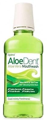 Aloedent Aloe Vera mouthwash 250 ml. / Вода за уста Алоедент 250 мл.