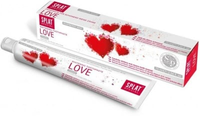 Splat special love toothpaste 75 ml / Паста за зъби Сплат специал love 75 мл