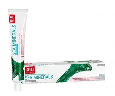 Splat special sea minerals toothpaste 75 ml / Паста за зъби Сплат специал с морски минерали 75 мл