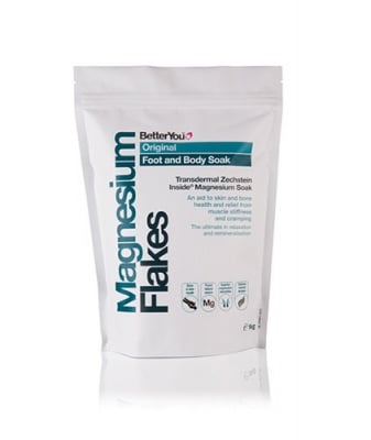 Better you magnesium flakes original 150 g / Бетър ю люспи с магнезий оригинал 150 г