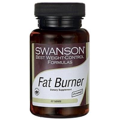 Swanson Fan burner 60 tablets / Суонсън Фет бърнър 60 таблетки