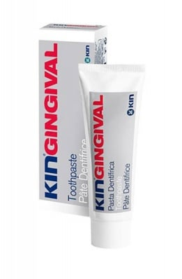 Kin gingival toothpaste for sensitive teeth 75 ml / Паста за зъби Кин гингивал за чувствителни зъби 75 мл