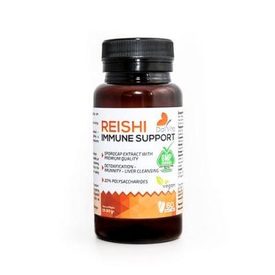 Dalvita Reishi 60 capsules / Далвита Рейши 60 капсули
