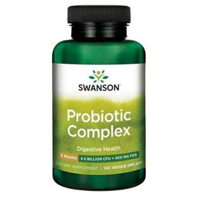 Swanson Probiotic comlex 120 capsules / Суонсън Пробиотик комплекс 120 капсули