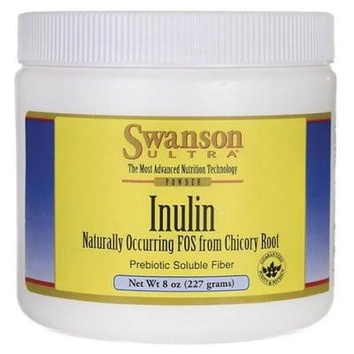 Swanson Inulin powder 227 g / Суонсън Инулин прах 227 гр.