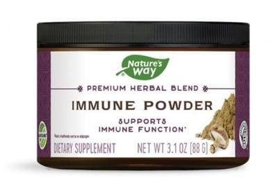 Immune powder 88 g Nature`s Way / Имун пудра 88 гр. Nature`s Way