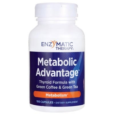 Metabolic advantage 100 capsules Nature's Way / Метаболик адвантидж 100 капсули Nature's Way