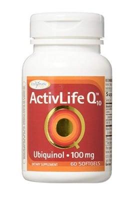 Actilife Co Q10 100 mg 30 capsules Enzymatic therapy / Актилайф Co Q10 100 мг 30 капсули Ензиматик терапи