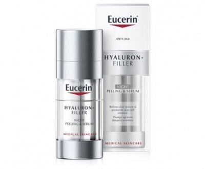 Eucerin hyaluron filler night peeling & serum 30 ml / Еуцерин хиалурон филър нощен пилинг и серум 30 мл