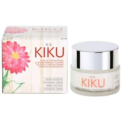 Chrysanthemum flower kiku anti- wrinkle face cream 50 ml / Хризантема kiku крем за лице 50 мл