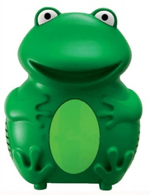 Inhalation device europharma frog / Апарат инхалатор компресорен Еурофарма жаба CN-02WY