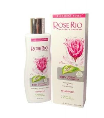 Rose Rio nourishing and regenerating shampoo 180 ml / Роуз рио подхранващ и регенериращ шампоан 180 мл