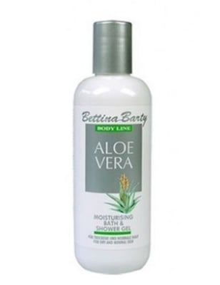 Bettina Barty Aloe gel for bath and shower 400 ml / Бетина Барти Алое гел за вана и душ 400 мл