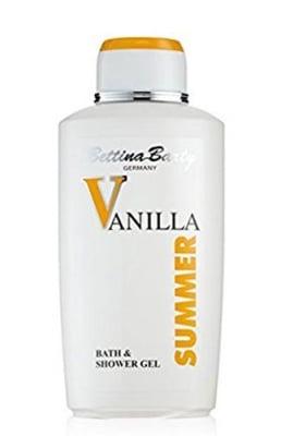 Bettina Barty Vanilla summer bath and shower gel 500 ml / Бетина Барти Самър гел за вана и душ 500 мл