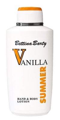 Bettina Barty Vanilla summer hand and body lotion 500 ml / Бетина Барти Самър лосион за ръце и тяло 500 мл