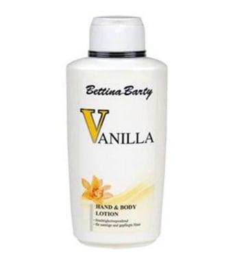 Bettina Barty Vanilla lotion for hand and body 500 ml / Бетина Барти Ванила лосион за ръце и тяло 500 мл