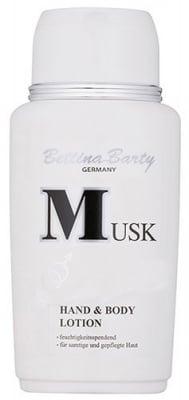 Bettina Barty Musk lotion for hand and body 500 ml / Бетина Барти Муск лосион за ръце и тяло 500 мл