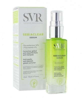 SVR Sebiaclear serum global corrector 30 ml / SVR Себиаклиър серум за комбинирана и мазна кожа 30 мл