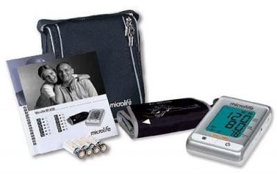 Electronic device for measuring blood pressure Microlife BP A200 / Електронен апарат за измерване на кръвно налягане Микролайф BP A200