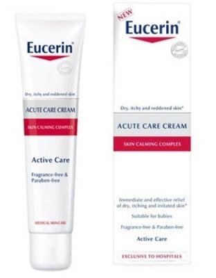 Eucerin Atopicontrol active care cream 40 ml. / Еуцерин Атопиконтрол интензивен успокояващ крем 40 мл.