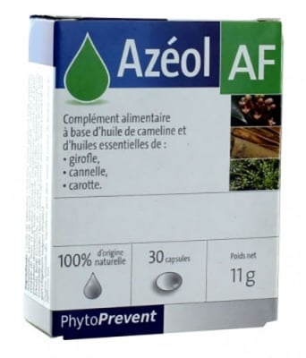 Azeol AF 30 capsules / Азеол АФ 30 капсули