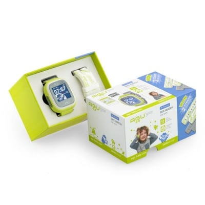 Smart watch for children with GPS / Детски смарт часовник с GPS за момче AGU Mr.Securio