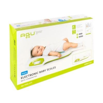 Electronic baby scales AGU Wally / Електронна бебешка везна AGU Wally