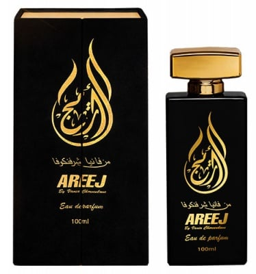 Perfume AREEJ by Vania Chervenkova 100 ml / Парфюм AREEJ Ваня Червенкова 100 мл.